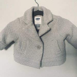 🌸2FOR$20🌸Old Navy Baby Blazer- GUC